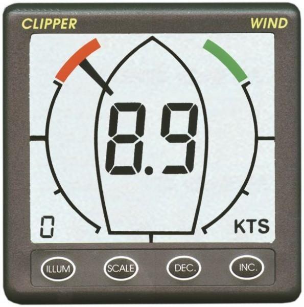 NASA CLIPPER komplett NEU Windmessanlage kabellos